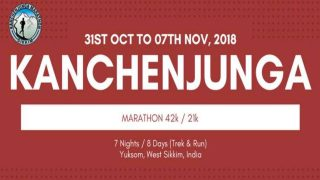 The Kanchenjunga Marathon 2018