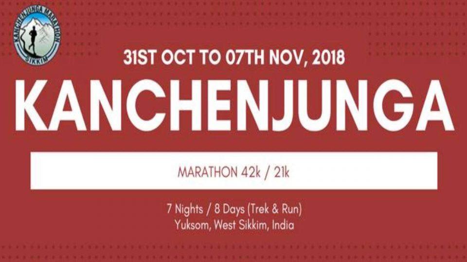 The Kanchenjunga Marathon 2018