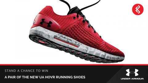 Under Armour Hovr Sonic Running Shoes Giveaway Win 1 Of 3 Pairs