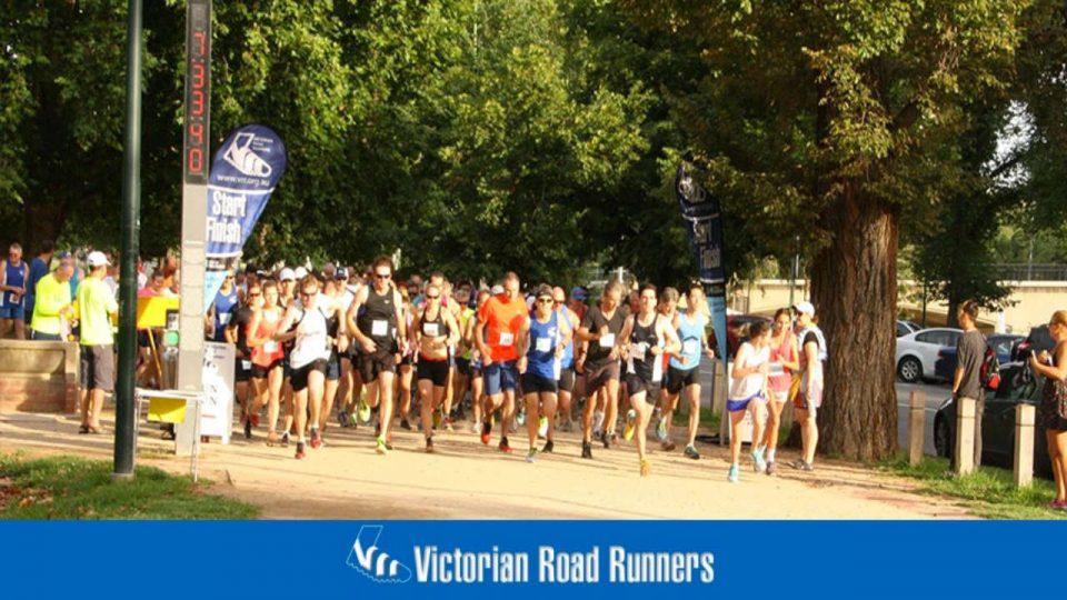Victorian Road Runners Tan Handicap & Breakfast 2018