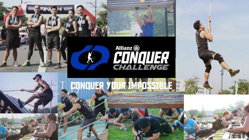 Allianz Conquer Challenge 2018