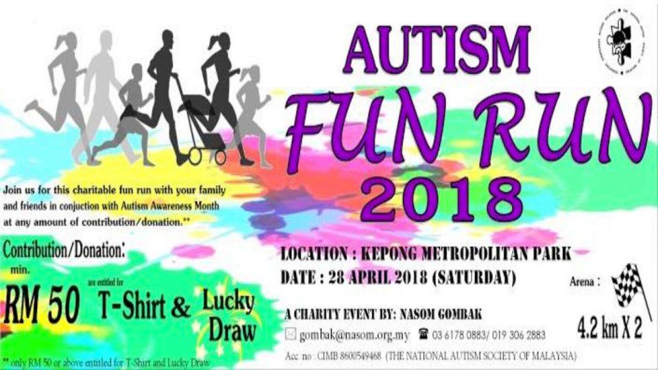 Autism Fun Run 2018