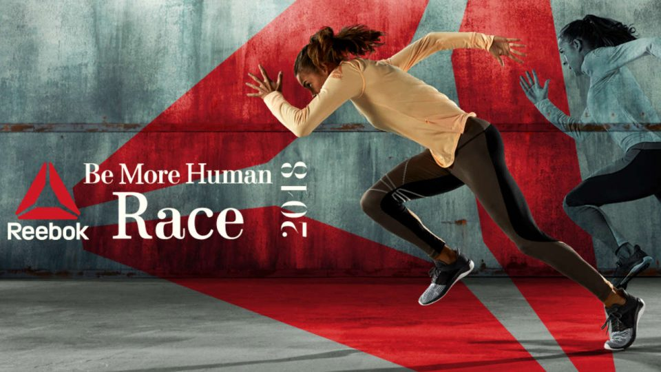 Be More Human Race 2018 - Level-Up