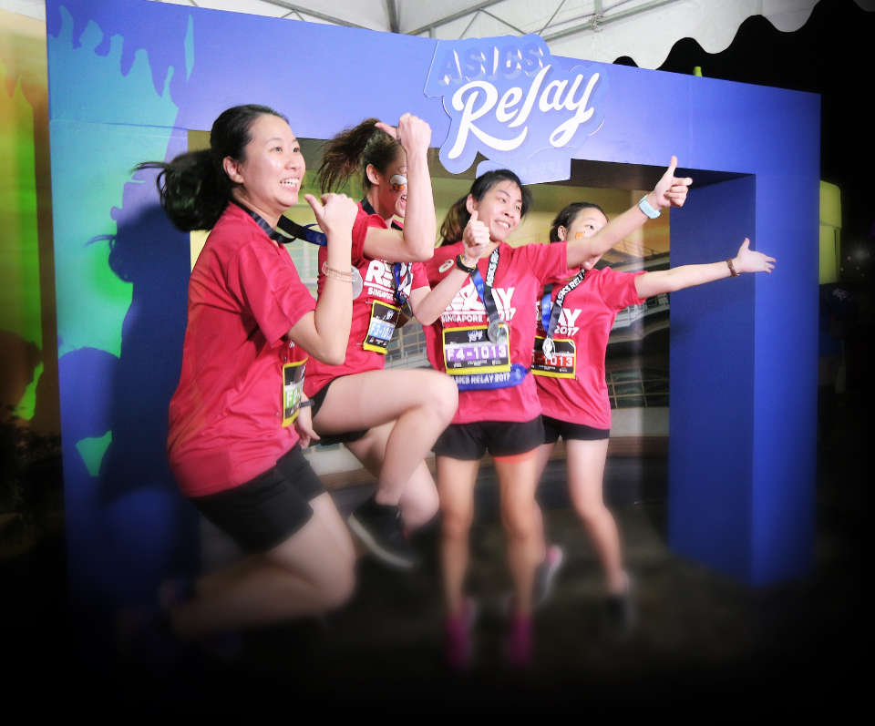 The First ASICS Relay in Philippines: What You Need and Should Know About