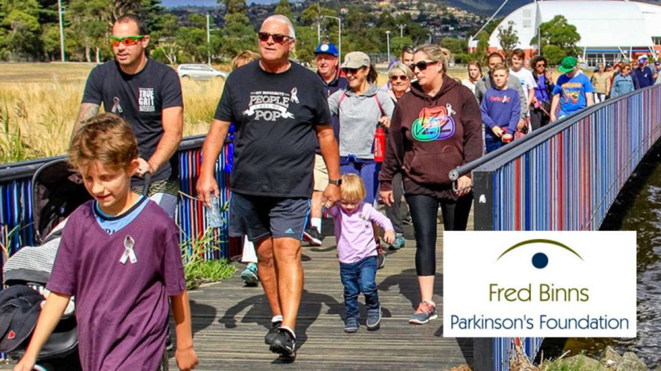 Fred's Walk the Bay for Parkinson's 2018