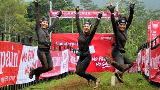 Get Down and Dirty at Mud Warrior Series 2018 in Bali, Bandung and Semarang
