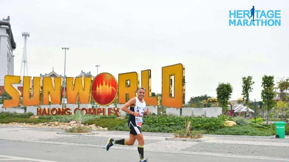 Halong Bay Heritage Marathon 2018