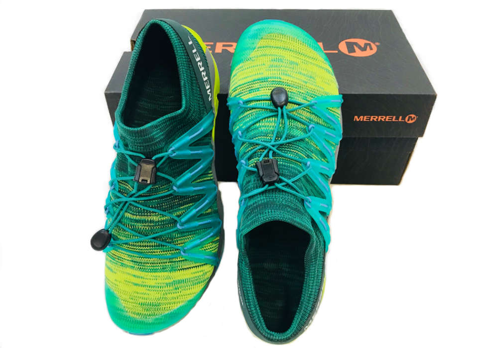 It s No Mystery Why New Merrell Bare Access Flex Knit Shoes Are . 765af2ac35d