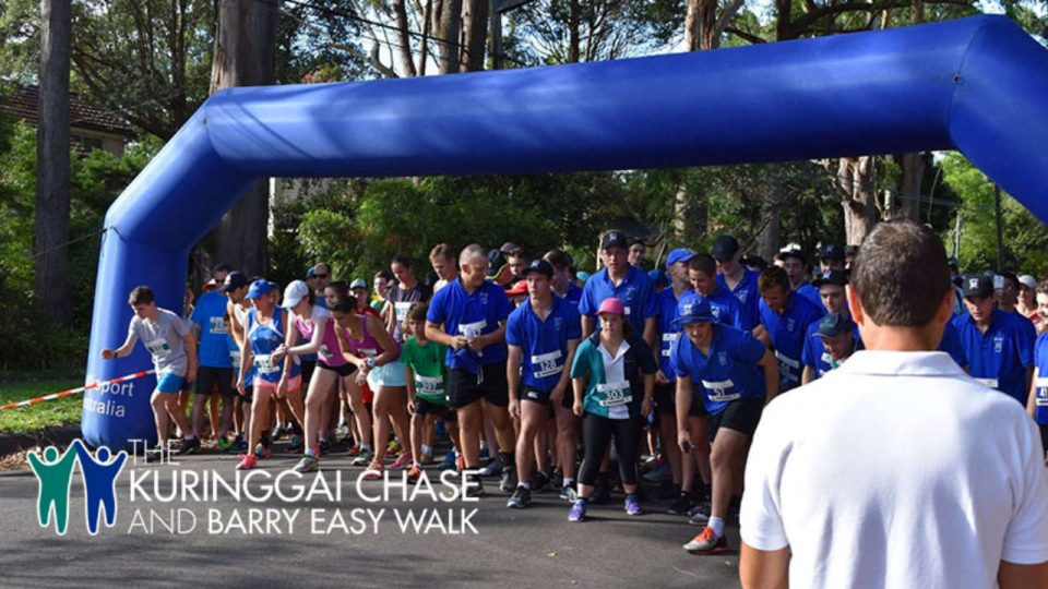 Kuringgai Chase Fun Run and Barry Easy Walk 2018