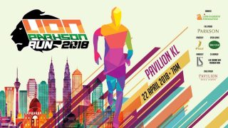 Lion Parkson Run 2018