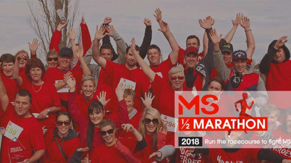 MS Half Marathon 2018