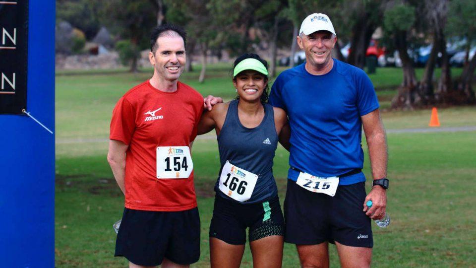 Manning Park Trail Run 2018