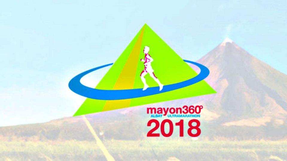 Mayon 360 Albay Ultramarathon 2018