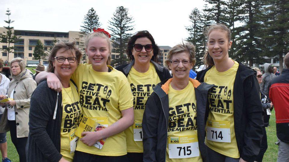 Memory Walk and Jog: Geelong 2018