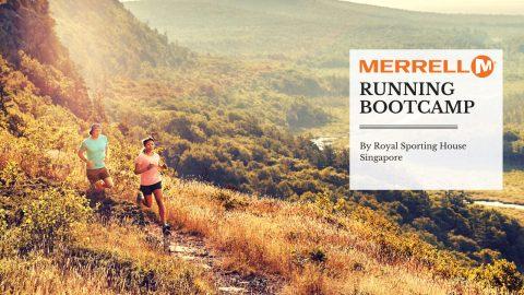 Merrell Running Bootcamp!