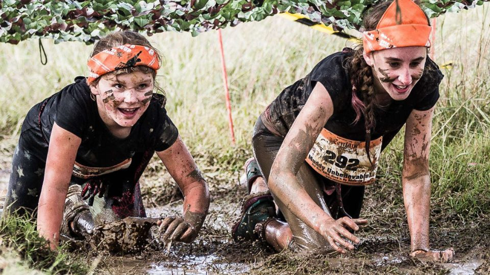 Mini Muddies Mud Obstacle Race 2018