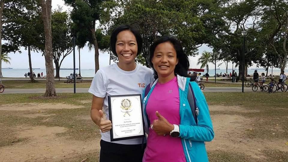 Mira Rai: Running is in My Blood