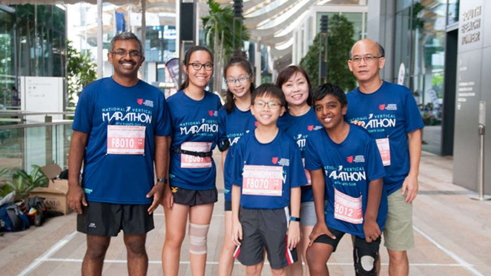 National Vertical Marathon 2018