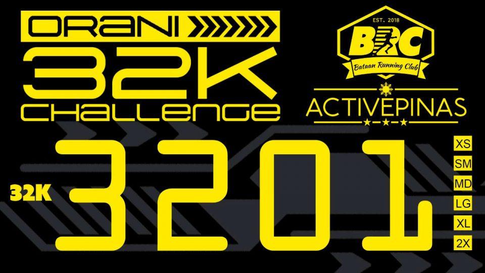 Orani 32K Challenge 2018