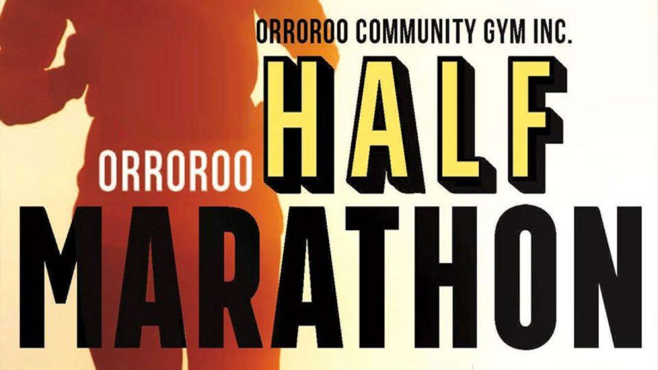 Orroroo Half Marathon 2018