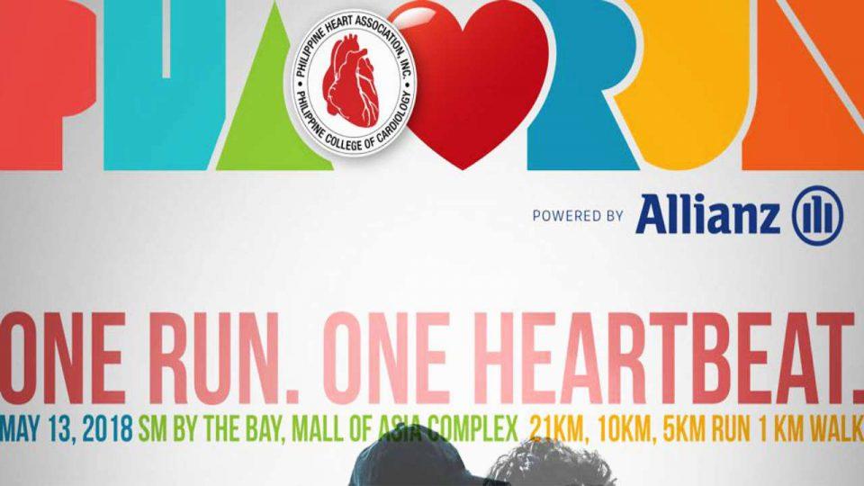 PHA Heart Run Powered by Allianz 2018
