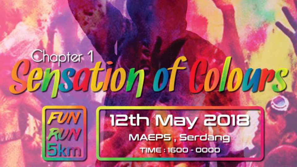 QUADTRO RUN CHAPTER 1 : SENSATION OF COLOURS 2018