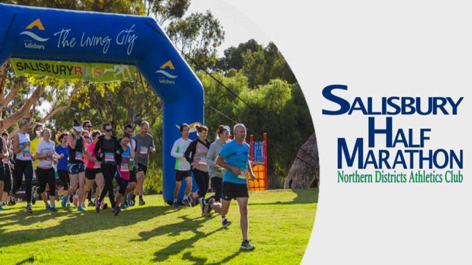 Salisbury Half Marathon 2018