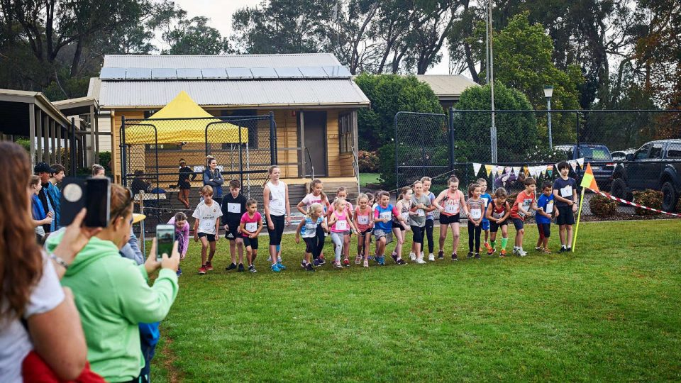 Somersby Scamper Cross Country Fun Run 2018