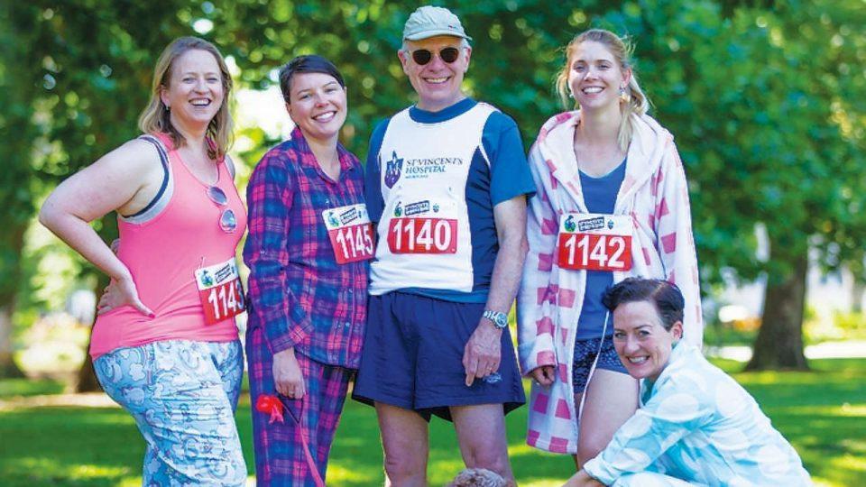 St Vincent's Hospital Fun Run 2018