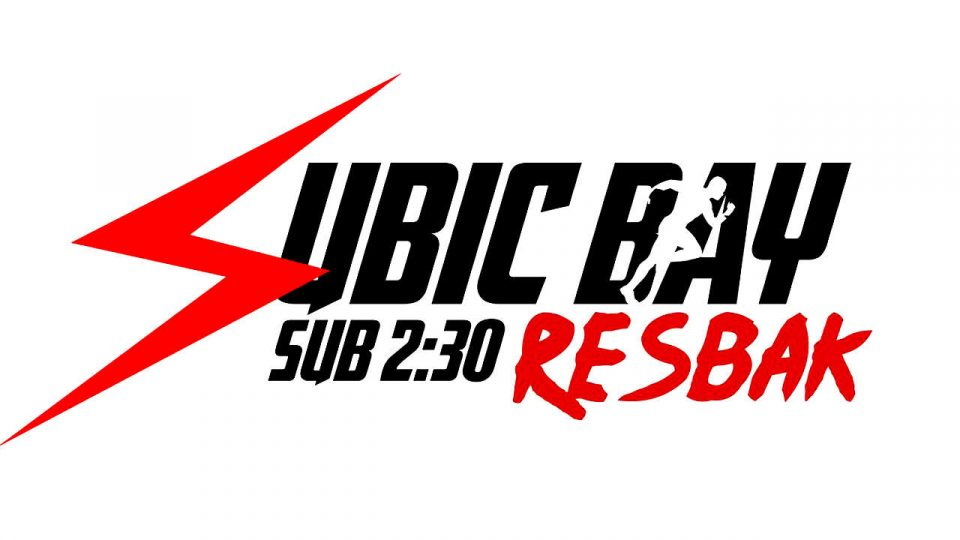 Subic Bay Sub 2:30 Resbak Run 2018
