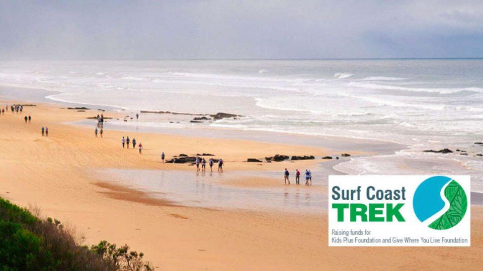Surf Coast Trek 2018