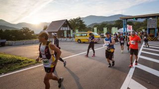 The 6th Hakusan Shirakawago Ultramarathon 2018