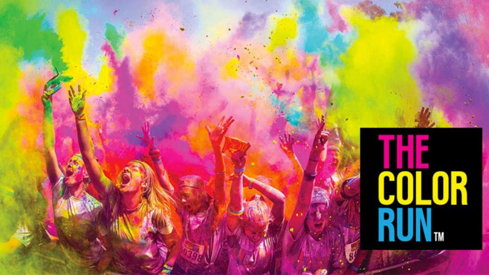 The Color Run: Melbourne 2018