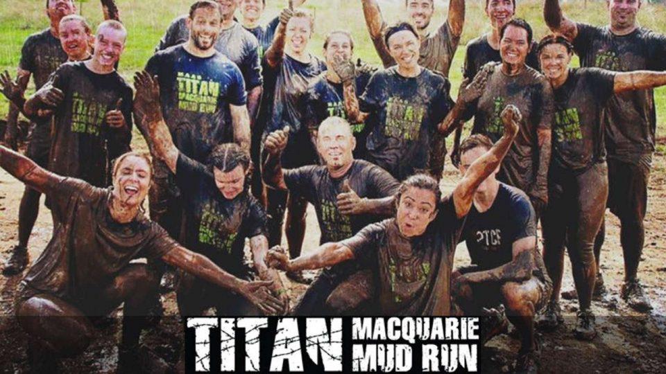 Titan Macquarie Mud Run 2018