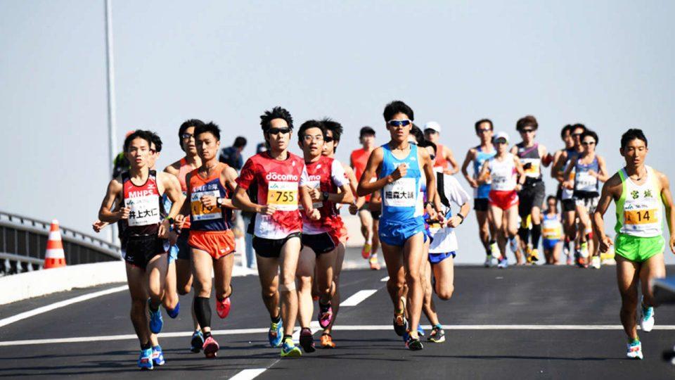 Tohoku Miyagi Revive Marathon 2018