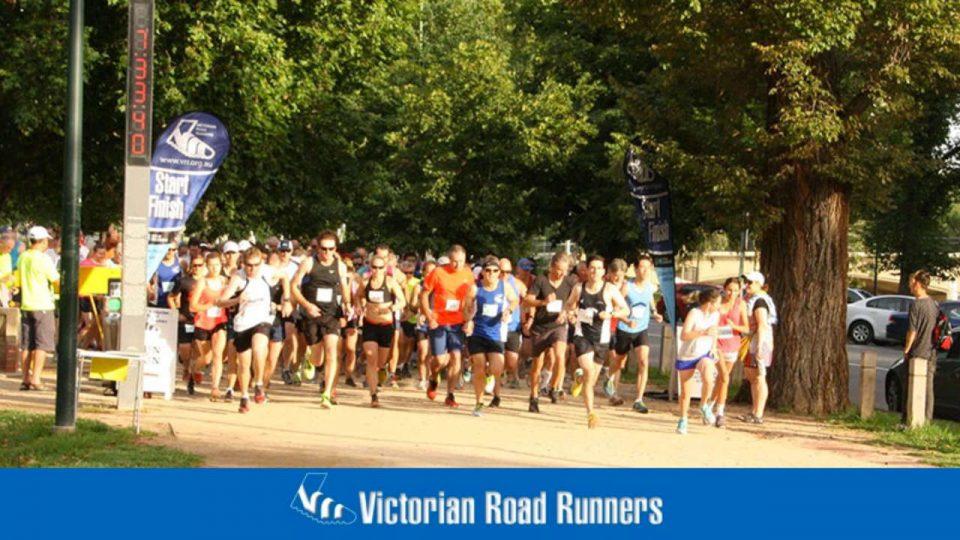 Victorian Road Runners Westerfolds Park Fun Run 2018