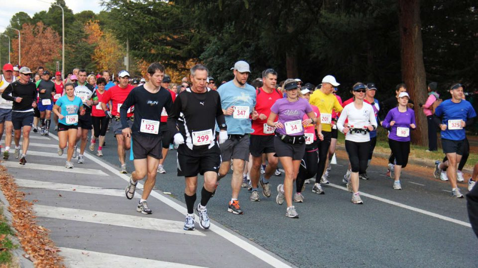 YMCA of Canberra Half Marathon 2018