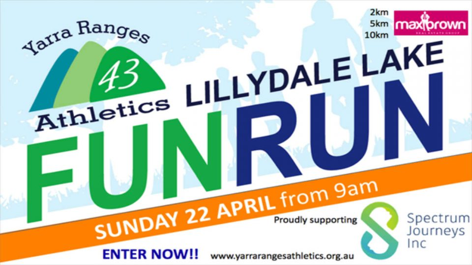 Yarra Ranges Athletics Fun Run 2018