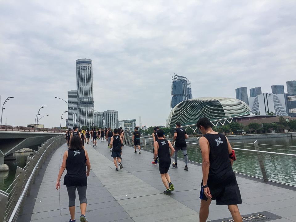 2XU Compression Run 2018 Race Review: Great Weather, Awesome Day