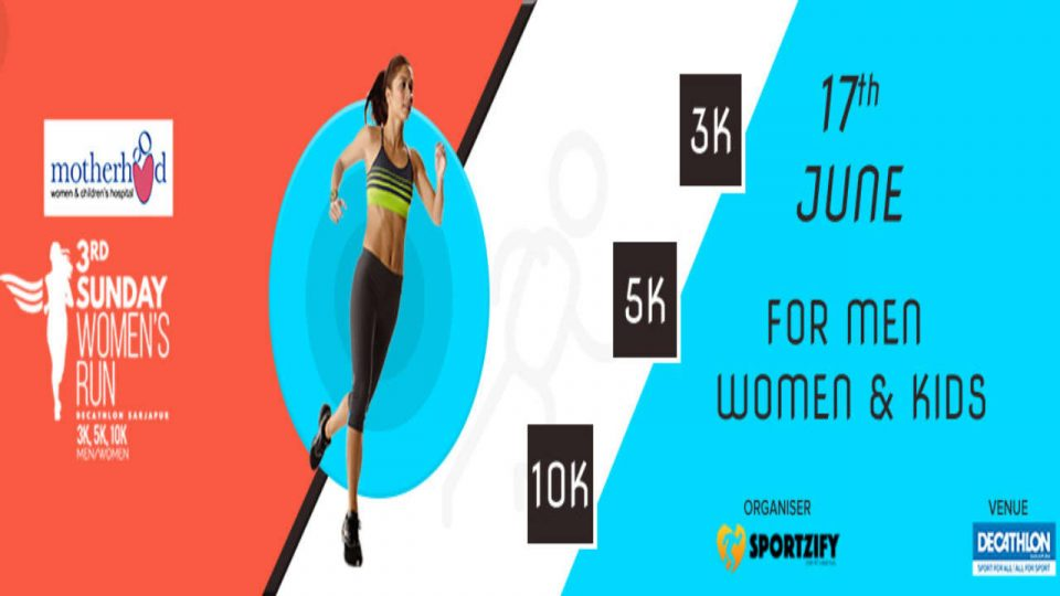 3rd Sunday Women's Run 2018