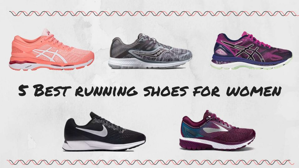 c7aa304512cf 5 Best Running Shoes For Women Runners in 2018