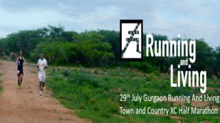 9th Gurgaon Running And Living Town and Country XC Half Marathon 2018