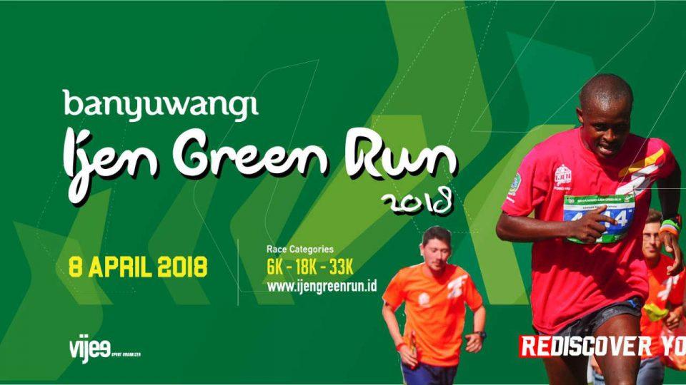 Banyuwangi Ijen Green Run 2018