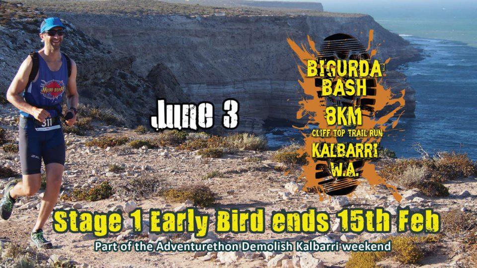 Bigurda Bash Cliff Top Trail Run 2018