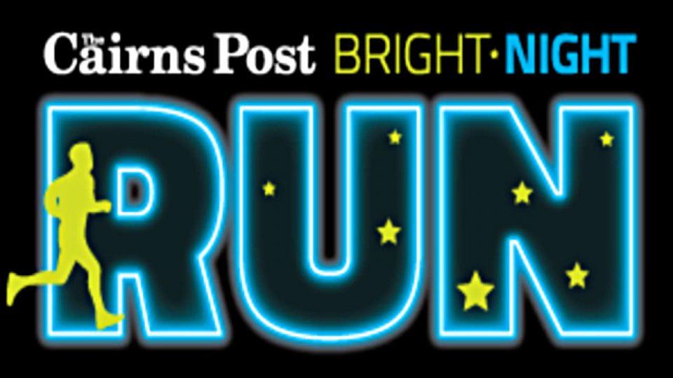 Cairns Post Bright Night Fun Run 2018