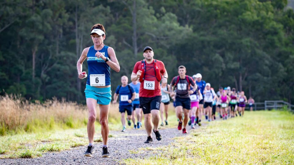 Camp Mountain Trails Challenge 2018
