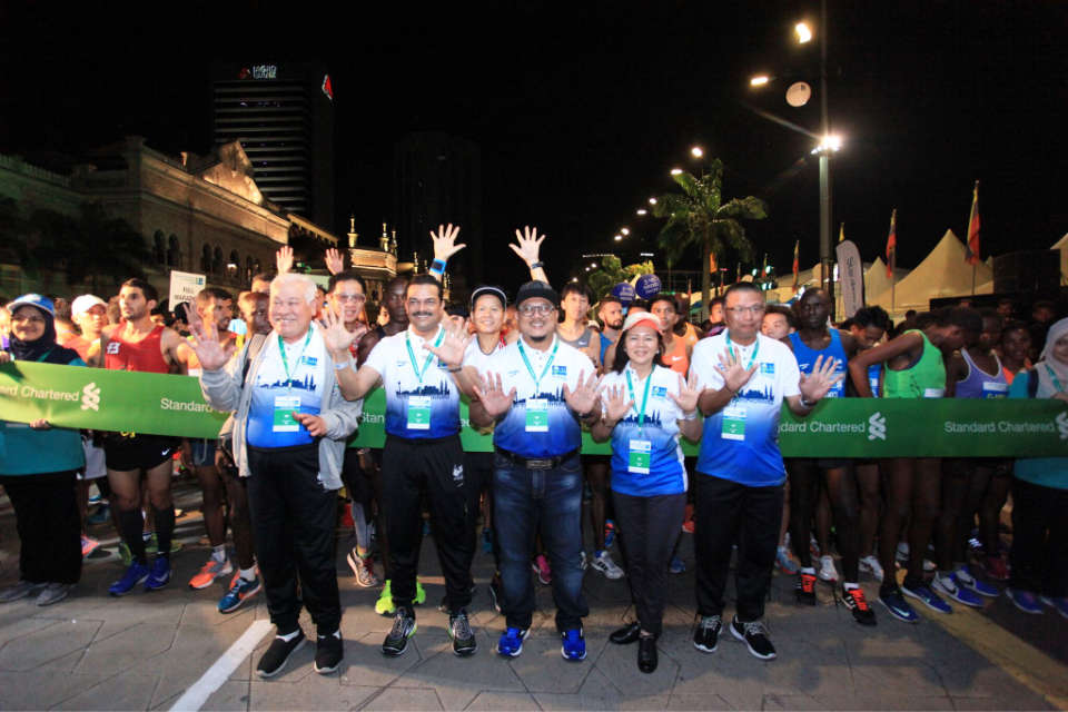 Celebrating 10th Anniversary of SCKLM With More Than 38,000 Runners