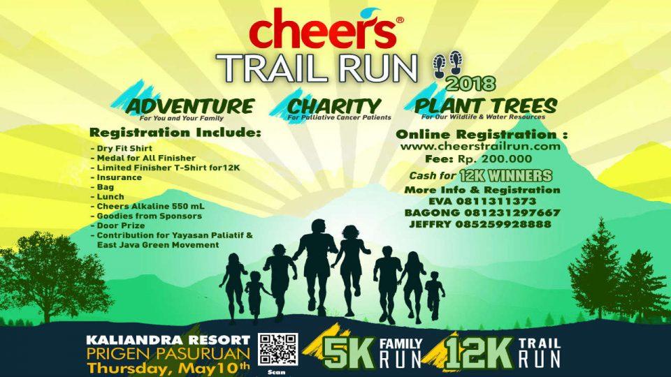 Cheers Trail Run 2018