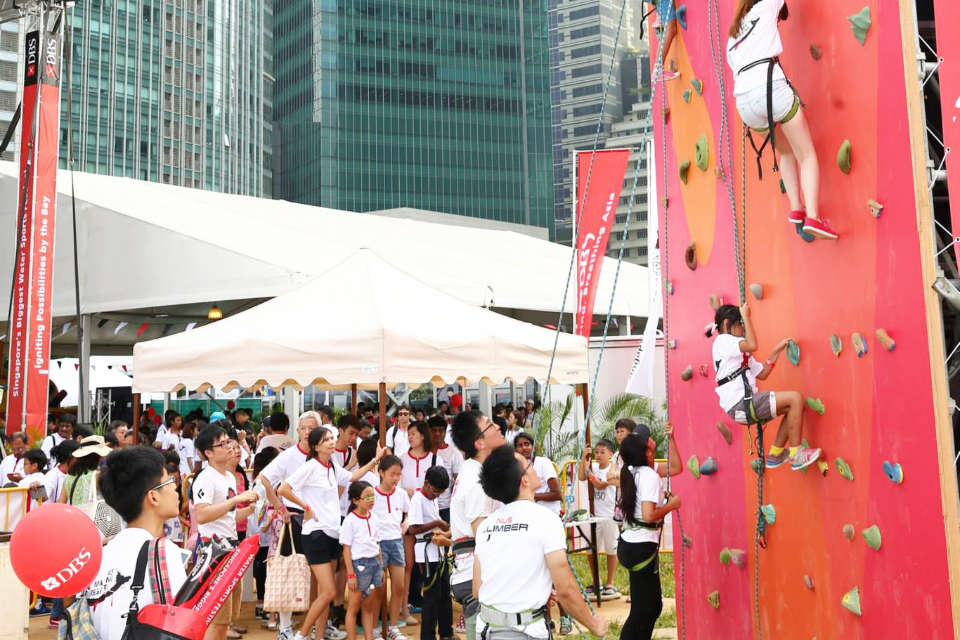 DBS Taking DBS Marina Regatta To Another Level As It Celebrates Its 50th Anniversary