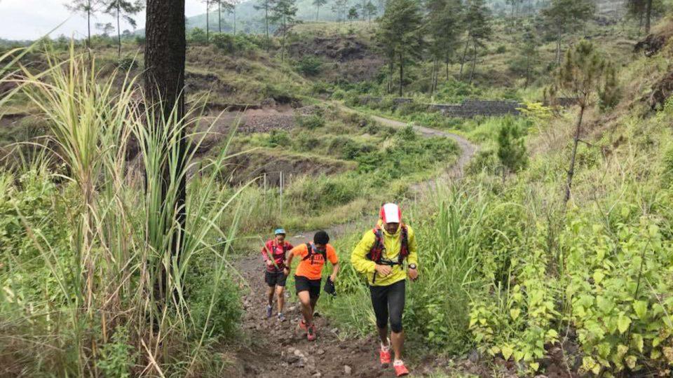 Goat Run Trail Running 2018 Series #2 Gunung Slamet